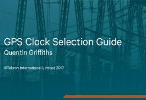 GPS Clock Selection Guide